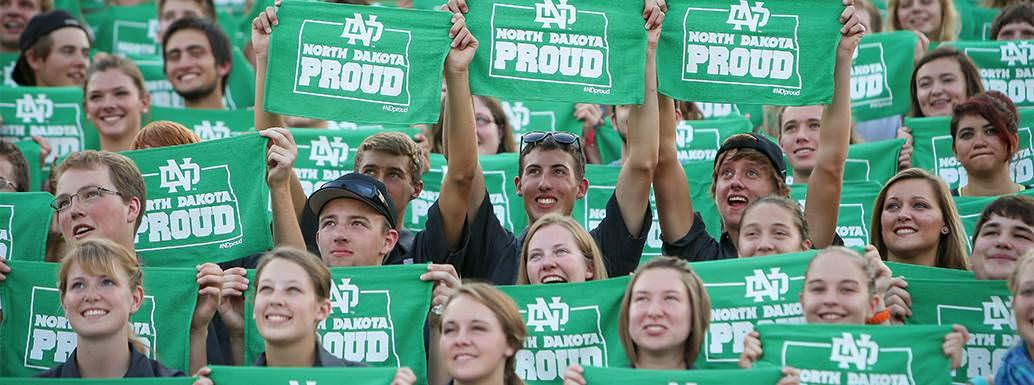 und students with ralley towles